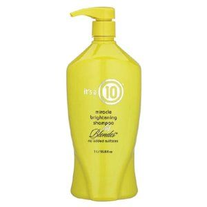 Miracle Brightening Shampoo for Blondes